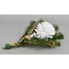 Větvička s chryzantémou