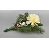 Větvička s chtryzantémou