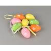 Velikonoční vajíčka malá 8 ks